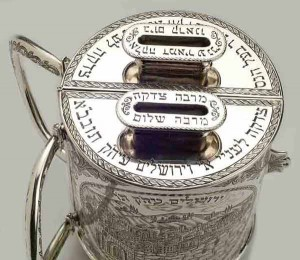 Tzedakah on BoruchRappaport.net