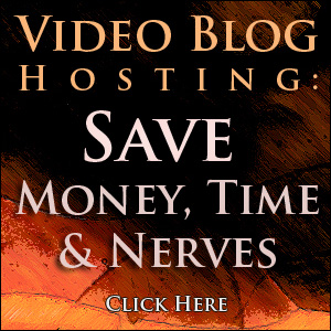 Video Blog Hosting