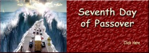 More About The Seventh Day of Passover